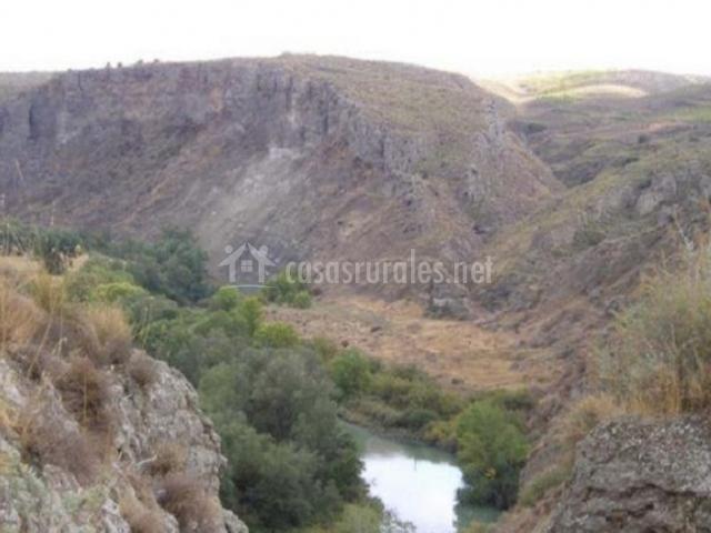 Zona natural de Villarrubia de Santiago
