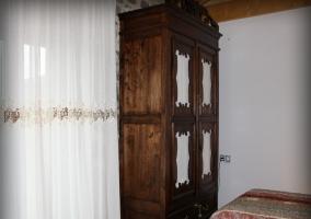 Estupenda decoración de dormitorio doble