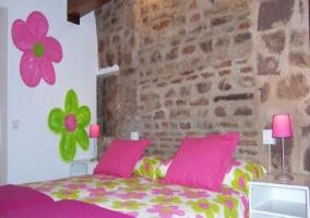 Dormitorio La Fresona