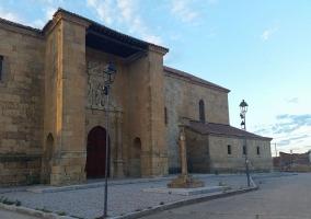 Iglesia Parroquial de San Cornelio y San Cipriano Villaverde de Guareña