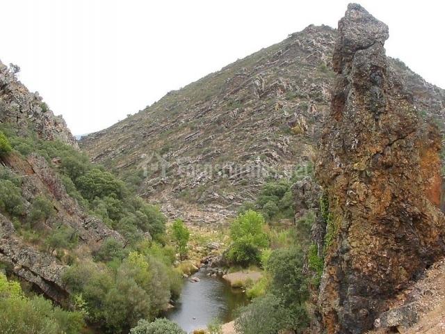 Casa rural el pocillo en fuente el fresno ciudad real - Casa rural montes de toledo ...