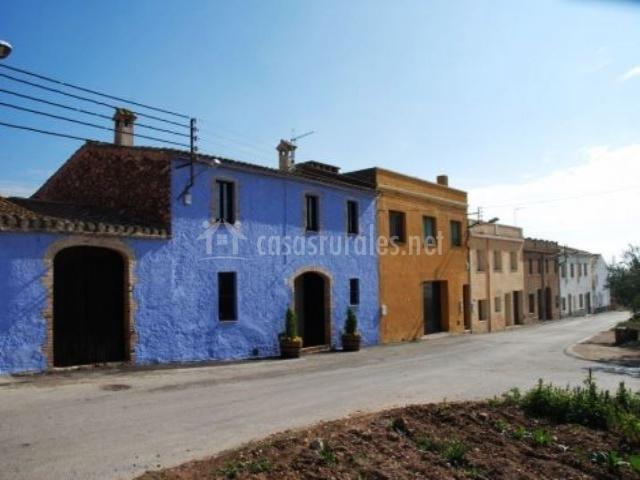 Les orenetes casas rurales en sant jaume dels domenys tarragona - Casa rural les orenetes ...