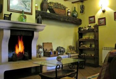 Casas rurales con chimenea en sep lveda - Casa rural sepulveda ...