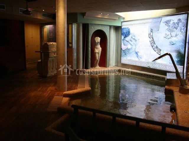 Hotel spa la casa mud jar en segovia capital segovia for Hotel piscina segovia