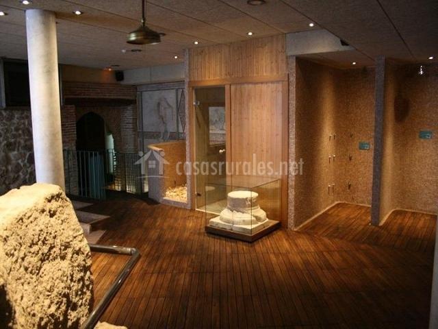 Hotel spa la casa mud jar en segovia capital segovia - Bano turco en casa ...