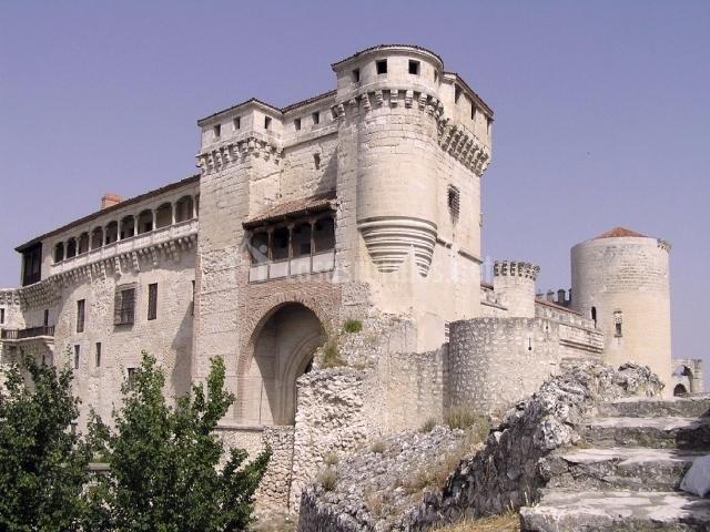 Castillo de los Duques de Albuquerque en Cuéllar