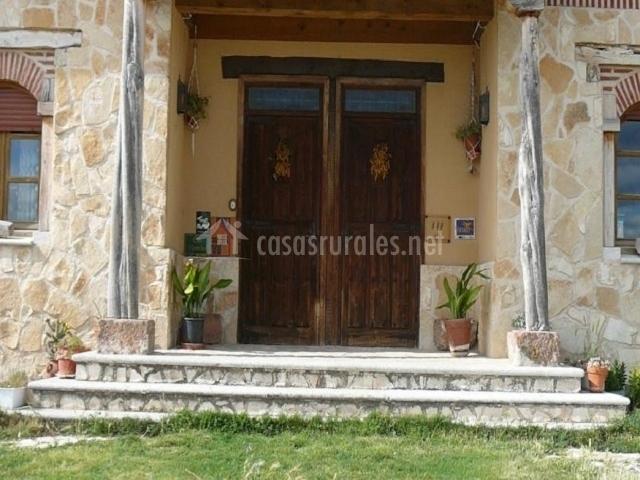 Casa Rural El Camino Real  Villovela de Pirón  Segovia