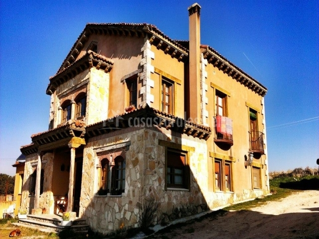 El Camino Real - Casas Rurales en Villovela De Piron (Segovia) - photo#5