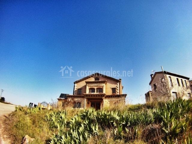 El Camino Real - Casas Rurales en Villovela De Piron (Segovia) - photo#11
