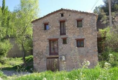 Els Hostalets - Canelles D'organya, Lleida