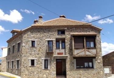 Casa Laurena Marcos - Tizneros, Segovia