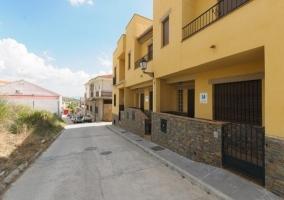 Alojamientos Medina - El Castillejo