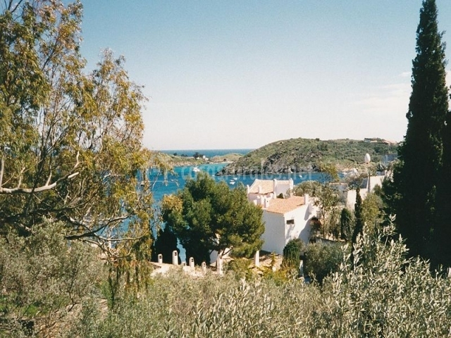 Apartamento mas fita casas rurales en vilanova de la muga girona - Casas rurales cadaques ...