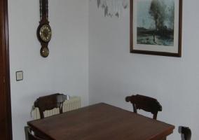 Detalle mueble del salón