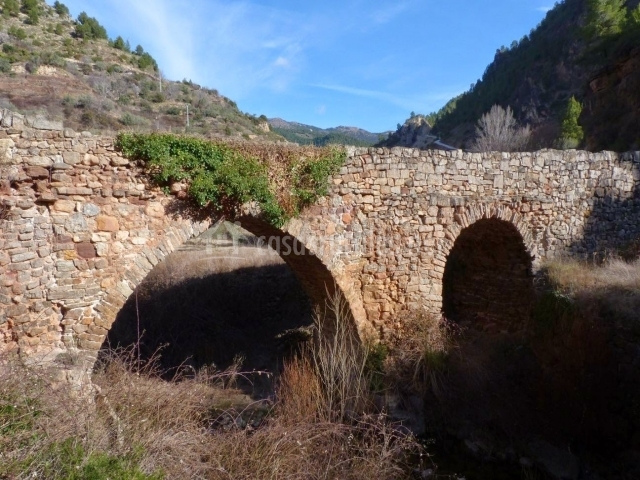 Puente Romano Matrimonio : Mar de la carrasca el barco casas rurales en