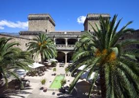 Palacio de los Condes de Oropesa