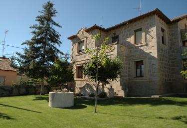 Reposo de Afanes - Muñogalindo, Ávila