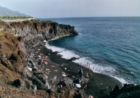 Las Playas de La Palma