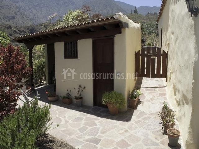 Casa rural villa acoroma en igueste de candelaria tenerife - Cuarto de lavado y planchado ...