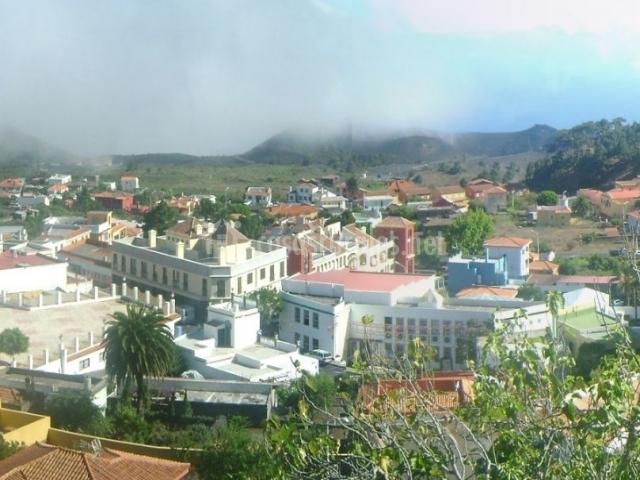 Zona de Fuencaliente de la Palma