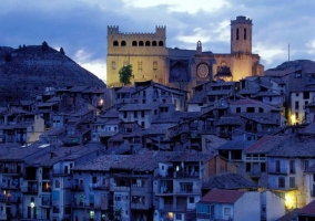Valderrobres Casco histórico