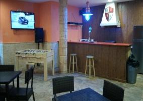 Bar en la casa