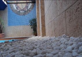 SPA con piedras