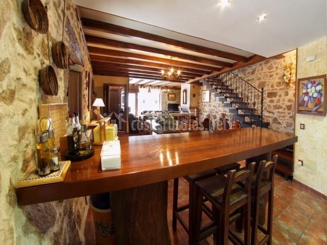 Casa rural sandra en la carrera vila - Cocinas casas rurales ...