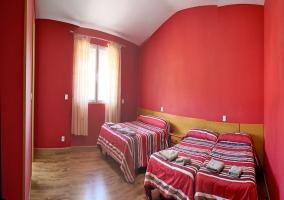 Dormitorio Cuádruple Planta Alta