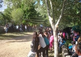Feria de abril en Burgohondo