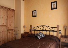 Luminoso dormitorio dematrimonio