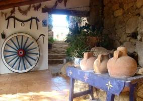 Casas Rurales El Carabo y La Cabra