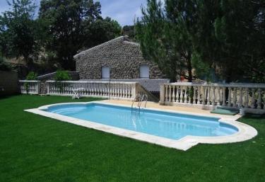 El Calderillo - Burgohondo, Ávila
