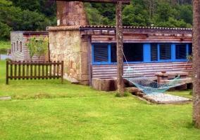 Cabaña Moura