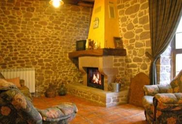 Casa Rural Ballenea - Errazu/erratzu, Navarra
