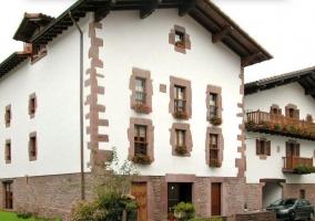 Casa Rural Ballenea
