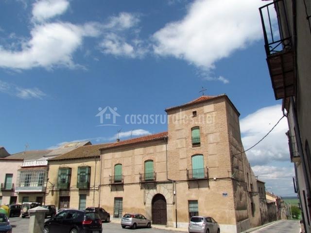 Casa rural la florentina en santa maria la real de nieva - Apartamentos rurales segovia ...