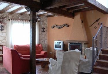 Casa rural Yagüe A - Ayllon, Segovia