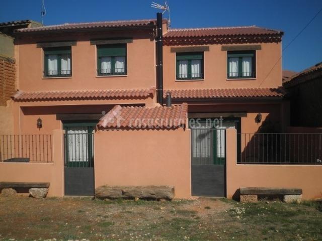 Casa rural las eras i casas rurales en santa maria de - Casa rural riaza ...
