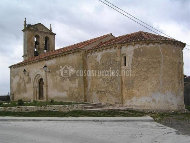 La tenada de sotos casas rurales en sotos de sep lveda segovia - Casa rural sepulveda ...