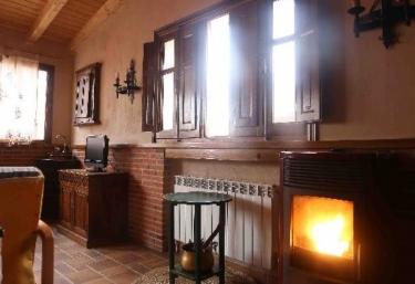Casa del Abuelo Simón - Fuente El Sauz, Ávila