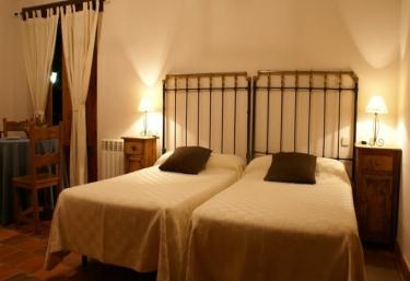 Casa rural el adarve hoteles rurales en ayllon segovia - Hoteles en ayllon ...