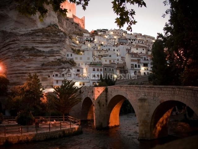 Puente Romano Matrimonio : Casa el roble complejo alcalá en alcala del jucar albacete