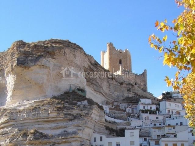 Casa el cerezo complejo alcal en alcala del jucar albacete - Casa rural el castillo alcala del jucar ...