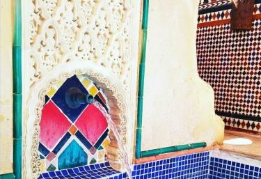 Mudejar - Al-Axara Home Spa - Jorquera, Albacete