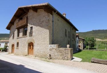 Iturbidenea - Nardues Aldunate, Navarra
