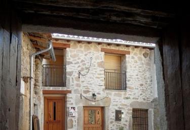 Las Llares - Tormellas, Ávila