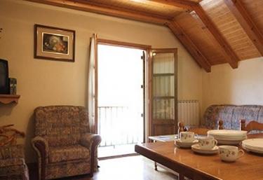 Casa Juango II - Ezcaroz, Navarra