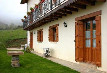 Lastur - Viscarret/biskareta gerendiain, Navarra