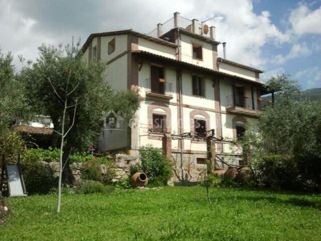 Casa san andr s en san esteban del valle vila - Casa rural san esteban del valle ...
